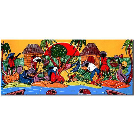 Giclee Print - Caribbean Armory