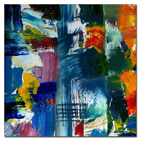 Giclee Print - Color Relationships II