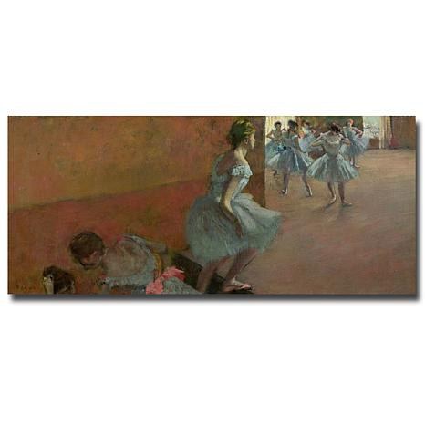 Giclee Print - Dancers Ascending a Staircase, 1886