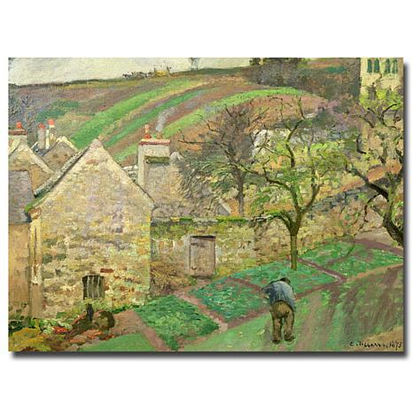 Giclee Print - Hillside of Hermitage, 1873
