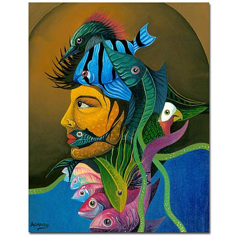 Giclee Print - Looking at You
