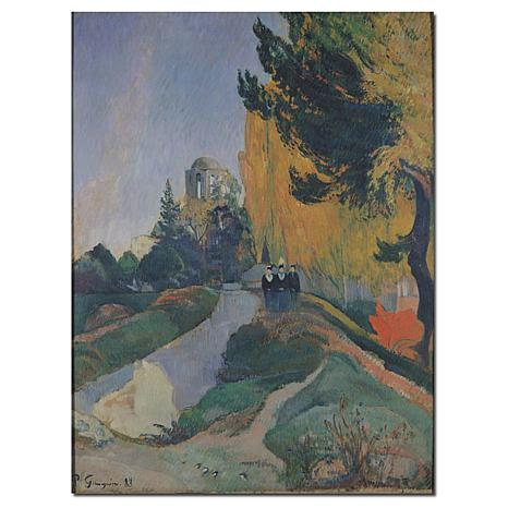 """Giclee Print - The Alyscamps, Arles, 1888 18"""" x 24"""""""