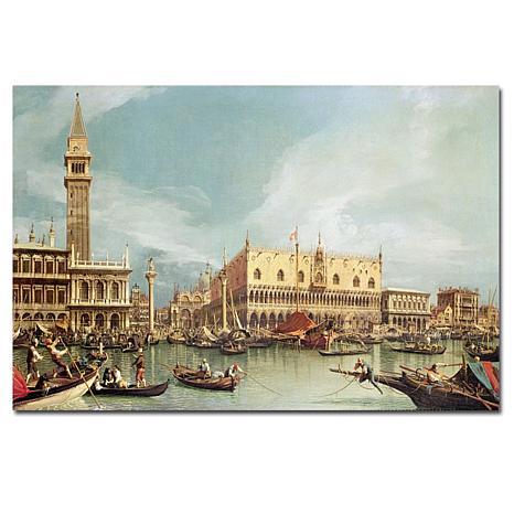 Giclee Print - The Molo, Venice