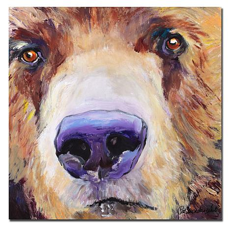 Giclee Print - The Sniffer