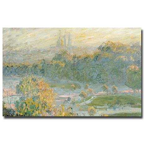 Giclee Print - The Tuileries