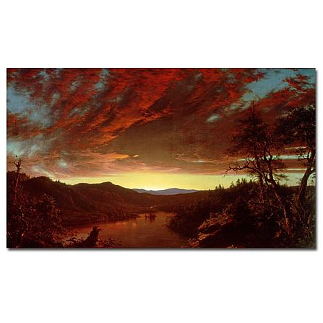 """Giclee Print - Twilight in the Wilderness 32"""" x 18"""""""