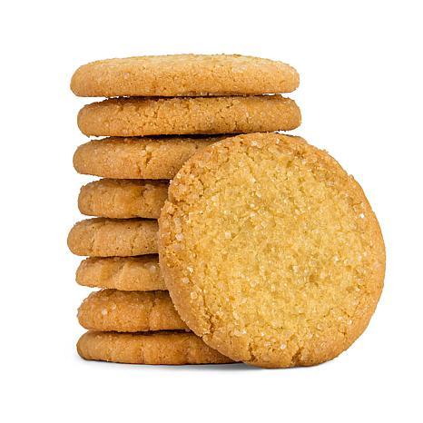 ... Golden Door Irresistible Cookies 2pk - Yuzu Lemon