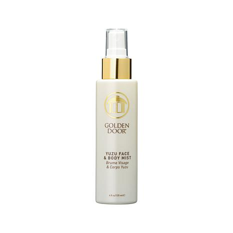 Golden Door Yuzu Blend Hydration Mist