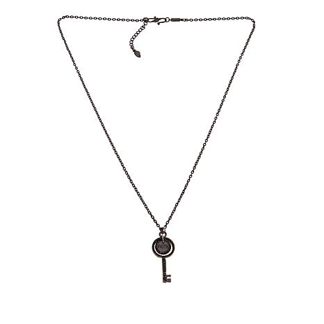 "Good Work(s) ""Faith Is Your Key"" 32"" Necklace"