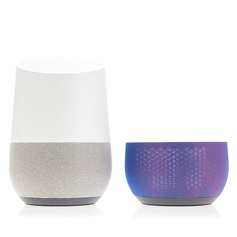 Google Home Smart Assistant Speaker & Base Bundle