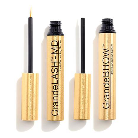 82cb4237e16 Grande Cosmetics GrandeLASH-MD & GrandeBROW Set - 8682792 | HSN