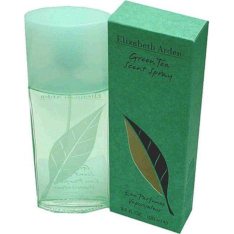 Green Tea - Eau De Parfum Spray 3.4 Oz