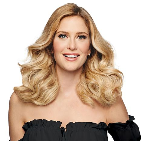 """Hairdo Hairpieces Ginger Blonde 12"""" Clip-In Extension"""