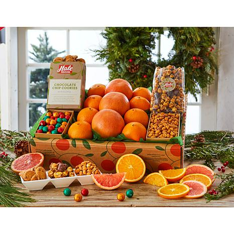 Hale Groves Signature Fruit & Sweets Gift Box