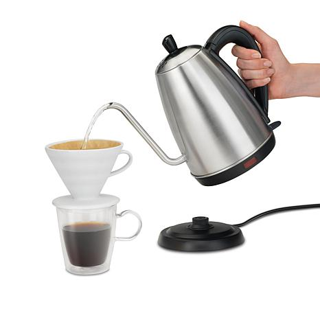 Hamilton Bach Electric Gooseneck Kettle