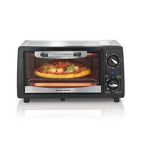 Hamilton Beach 4-Slice-Capacity Toaster Oven