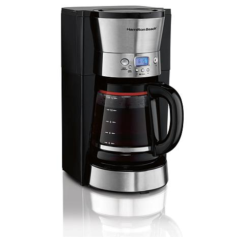 Hamilton Beach #46895 Programmable 12-Cup Coffee Maker