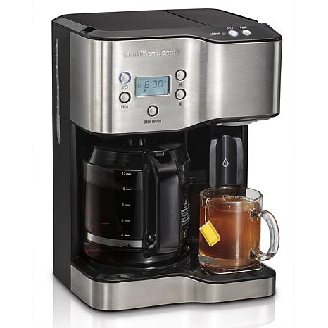 Hamilton Beach Coffee Maker And Hot Water Dispenser 49982 8314083