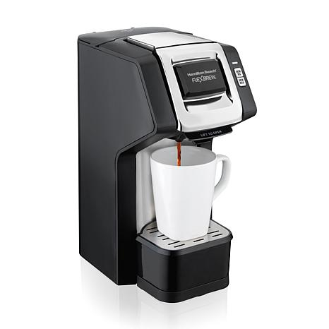 Hamilton Beach Single-Serve Plus Coffee Maker