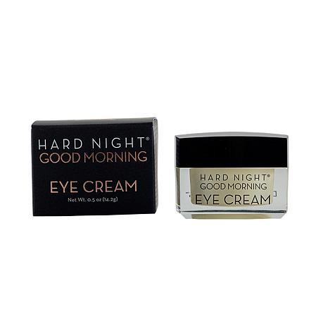 Hard Night Good Morning Eye Cream