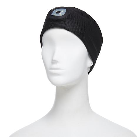 Headlightz LED Mesh Lightweight Headband with Light