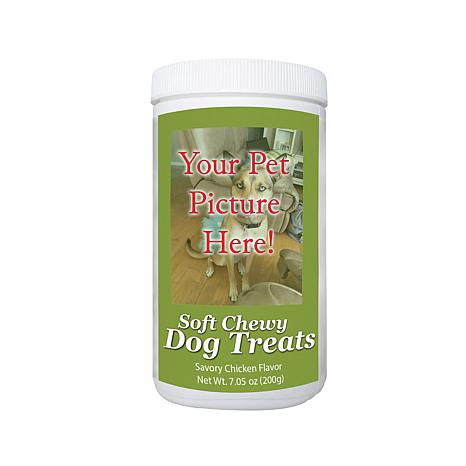 Healthy Breeds 7.05 oz. Personalized Dog Treats