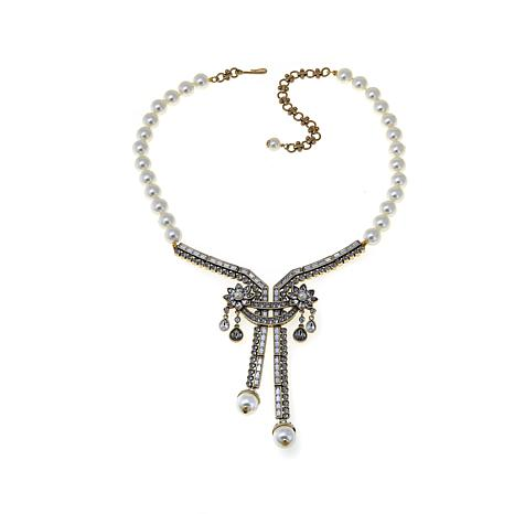 "Heidi Daus ""Breakfast at Heidi's"" Drop Necklace"