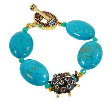 "Heidi Daus ""Critter Couture"" Bracelet"