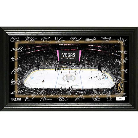 Highland Mint Vegas Golden Knights 2019 Signature Rink
