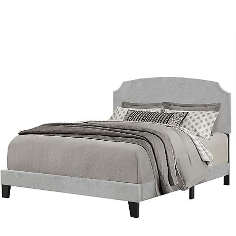 Hillsdale Desi Queen Bed-in-One - Glacier Gray