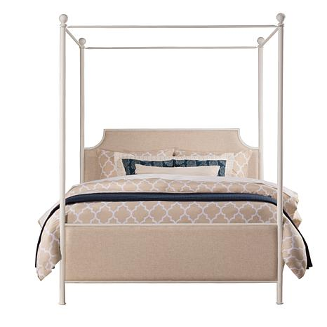 Hillsdale Furniture McArthur Canopy Bed with Frame - King