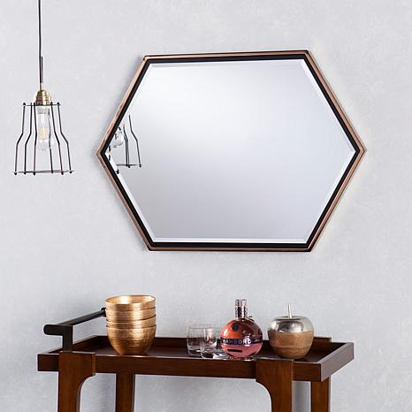 Holly and Martin Whexis Wall Mirror