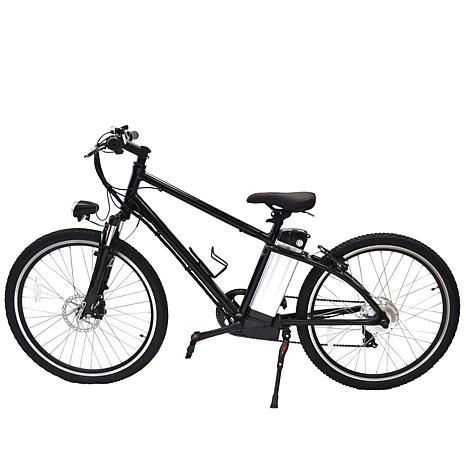 Hover-way All-Terrain Electric Bike with Pedal Assist