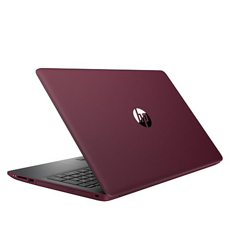 """HP 15.6"""" AMD A4 4GB RAM, 1TB HDD Laptop with Software Voucher"""