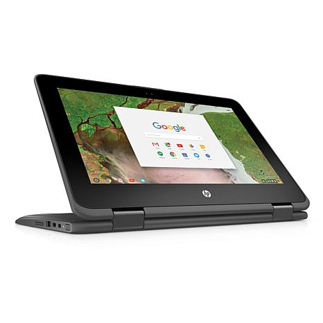 "HP Chromebook Touch 11.6"" HD Intel 4GB RAM, 16GB eMMC Chrome