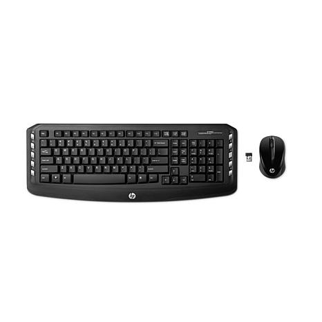 HP Classic Wireless Keyboard and Mouse