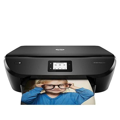 HP Envy Wireless Photo Printer, Copier and Scanner with Instant Ink