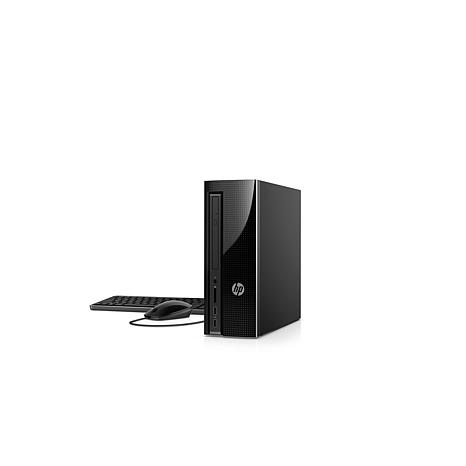 HP Slimline Intel Pentium 4GB RAM/1TB HDD Desktop PC