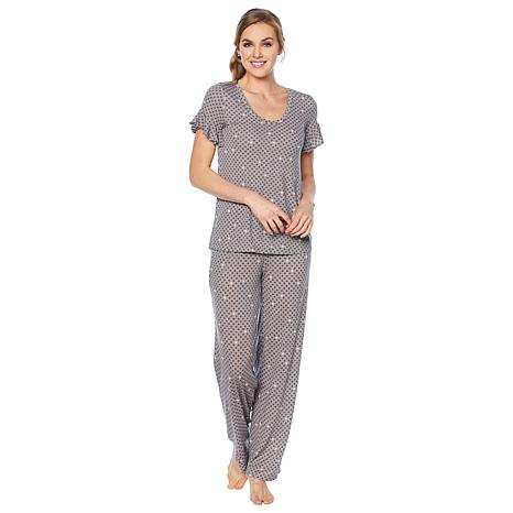 HUE 2-piece Valentine's Day Sleepwear Set - Plus