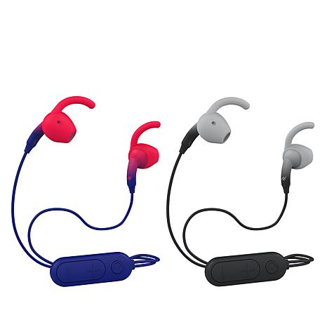 iFrogz 2-pack Sound Hub Tone Sweat-Resistant Wireless Earbuds