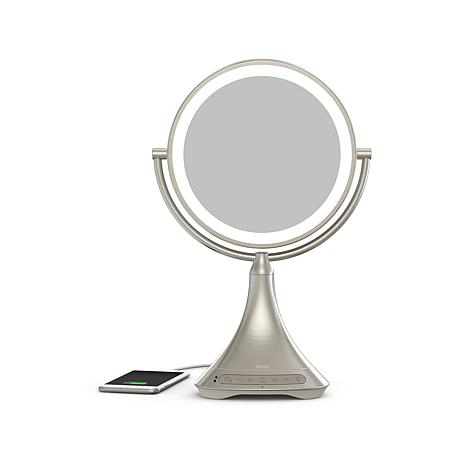 "iHome 9"" Bluetooth LED Lighted