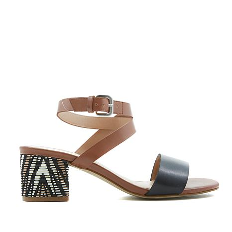 IMAN Global Chic Luxury Resort Perfect Height Wrap Sandal