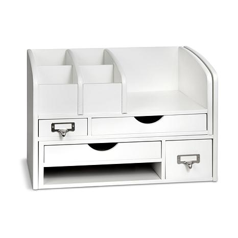Improvements Wellesley Expanding Desktop Organizer