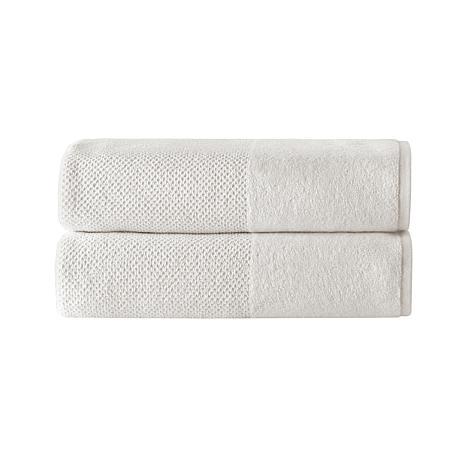 Incanto Turkish Cotton Bath Sheet 2-piece Set