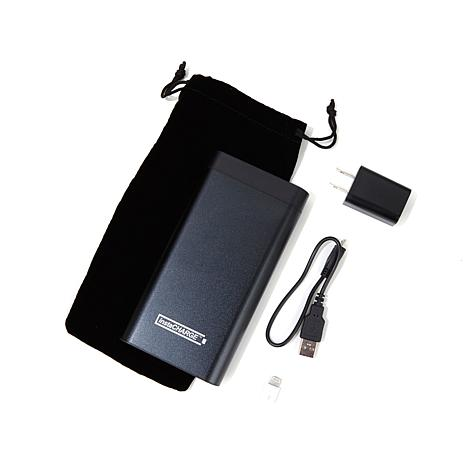 instaCHARGE Dual-Plug 20,000 mAh Portable Charger