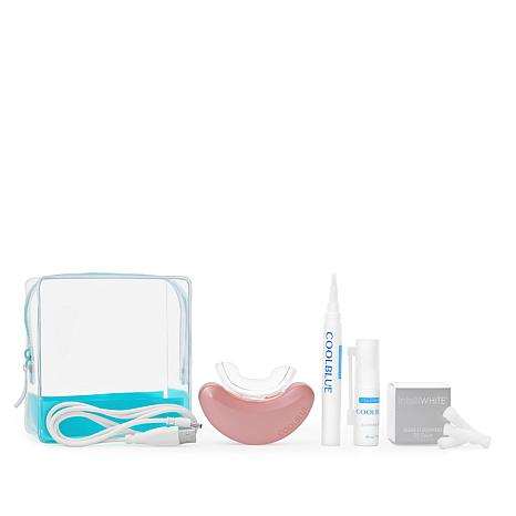 IntelliWHITE® CoolBlue Platinum Teeth Whitening System Precious Metals
