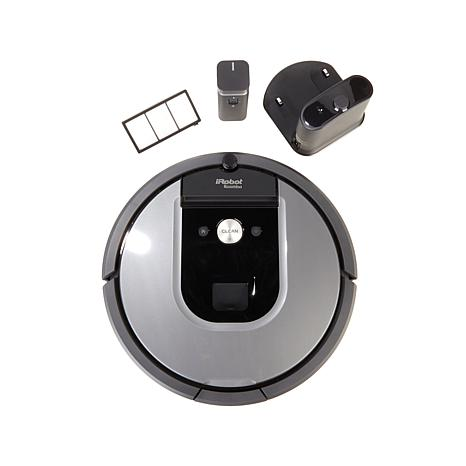 טוב מאוד iRobot® Roomba® 960 Wi-Fi Connected Vacuuming Robot - 8583173 | HSN PY-18