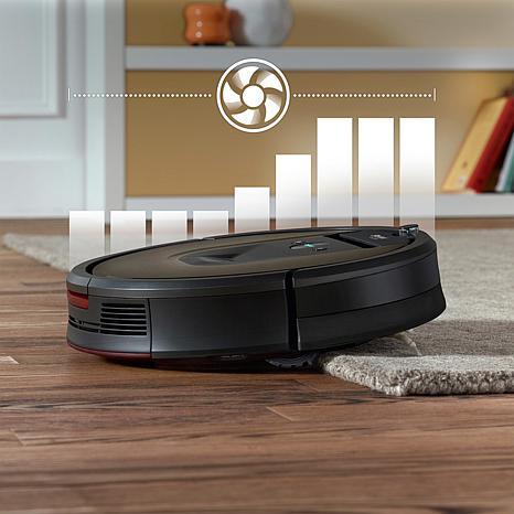 Irobot 174 Roomba 174 980 Wi Fi Connected Vacuuming Robot