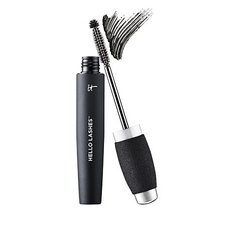 8494a344cdf IT Cosmetics Hello Lashes Black 5-in-1 Volumizing Mascara - 8897848 | HSN