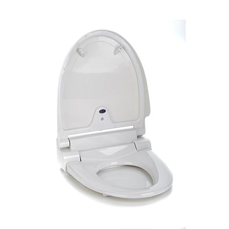 ... iTouchless Elongated Touchless Toilet Seat ...